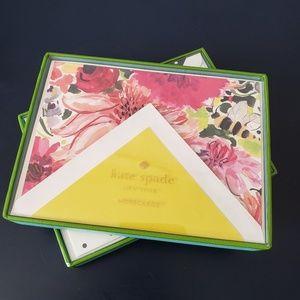 🆕️ Kate Spade notecards, cards, set of 10